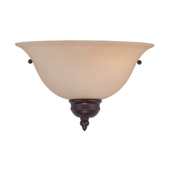 1 Light Sconce English Bronze 28955364