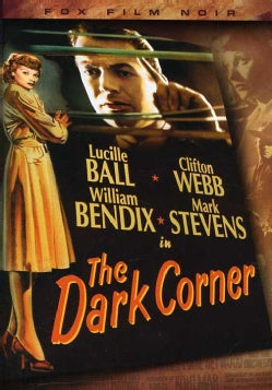 The Dark Corner (DVD)