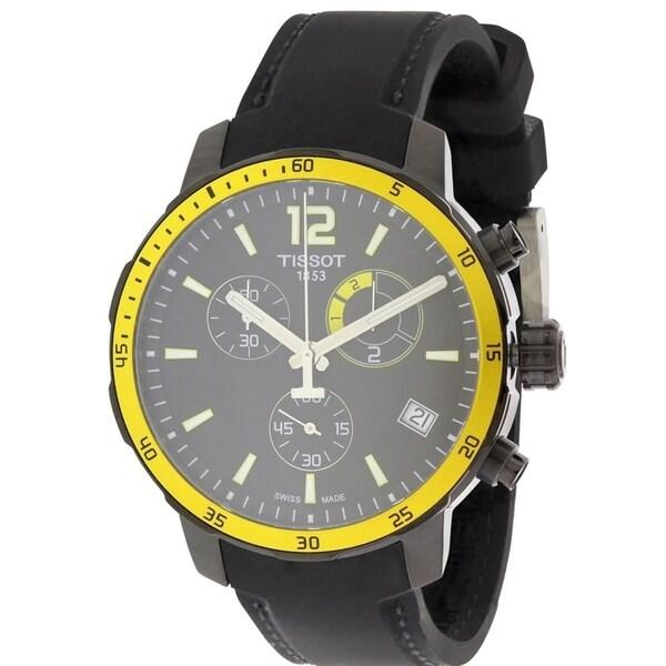 Tissot Quickster Soccer World Cup Mens Watch T0954493705700 28959855