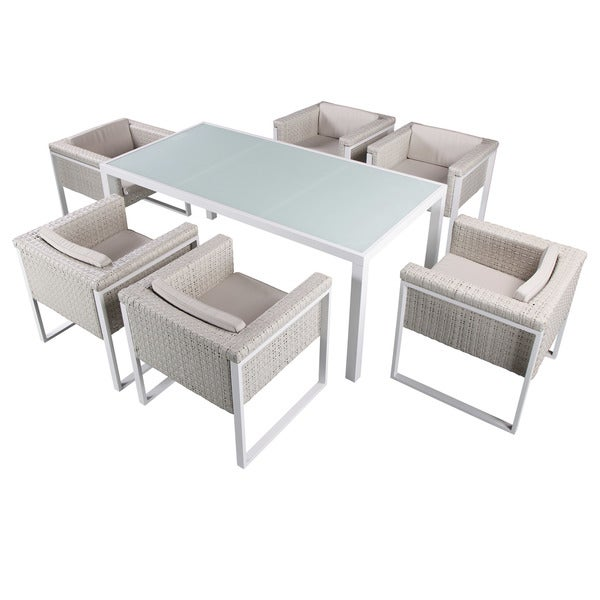 KIWI 7 PIECE DINING SET