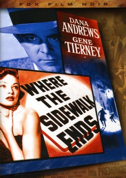 Where the Sidewalk Ends (DVD)