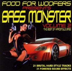 Various - Bass Monster Vol 2