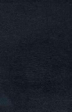 The Charles Stanley Life Principles Bible: New King James Version, Black Bonded Leather (Paperback)