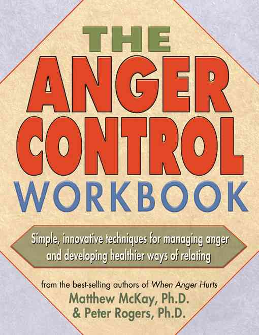 The Anger Control Workbook (Paperback)