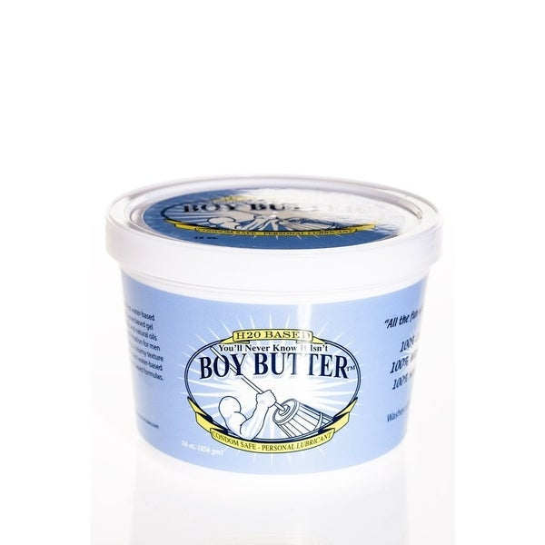 Boy Butter H2O Personal Lubricant 29003179