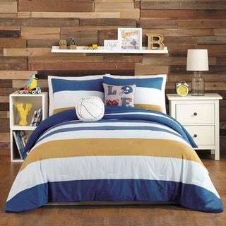 Urban Playground TJ 4-piece Comforter Set