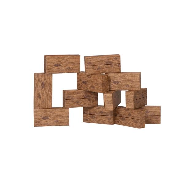 Smart Monkey Toys Giant Timber Set, 16 Pieces 29005309