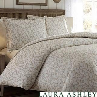 Laura Ashley Victoria 3-piece Duvet Cover Set