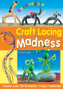Craft Lacing Madness (Paperback)
