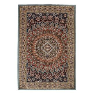 "Karastan Studio Wanderlust Hase Multicolor Area Rug (9'6 x 12'11) - 9'6"" x 12'11"""