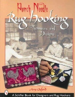 Punch Needle Rug Hooking: Techniques And Designs (Paperback)