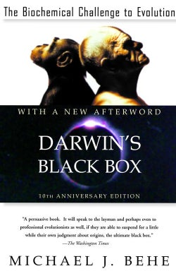 Darwin's Black Box: The Biochemical Challenge to Evolution (Paperback)