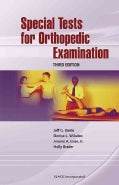 Special Tests for Orthopedic Examination (Spiral bound)