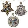Regal Minura Jeweled Necklace (India)