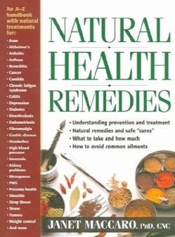 Natural Health Remedies (Paperback)
