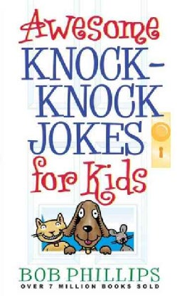 Awesome Knock-Knock Jokes for Kids (Paperback)