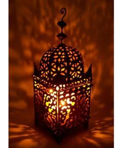 Marrakech Hurricane Lantern (Morocco)