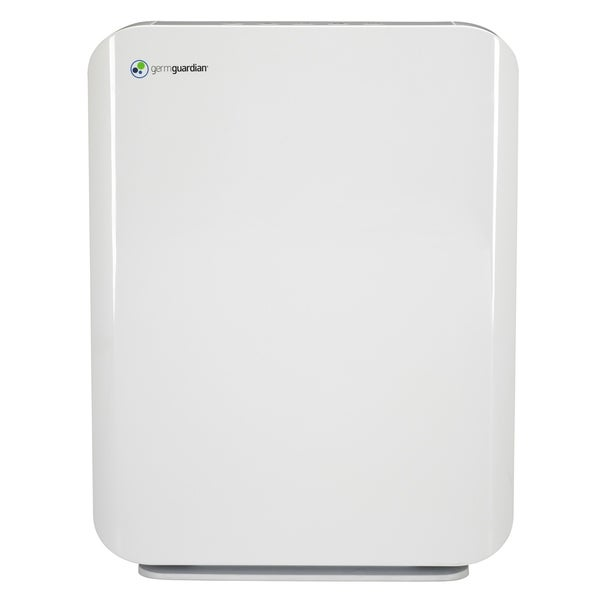 GermGuardian - Console Air Purifier - White AC5900WCA