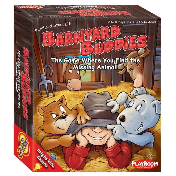 Playroom Entertainment Barnyard Buddies 29119764