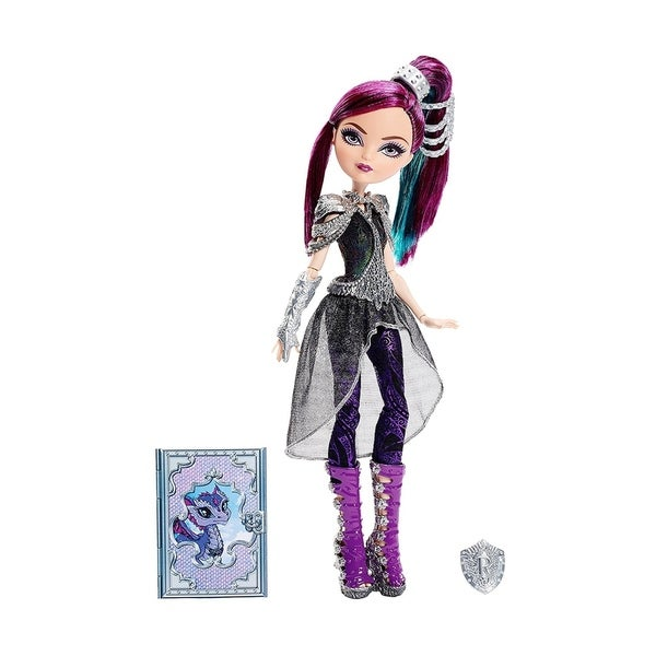 Ever After High Ever After High Dragon Games Raven Queen Doll Fashion Character Figure 29168604