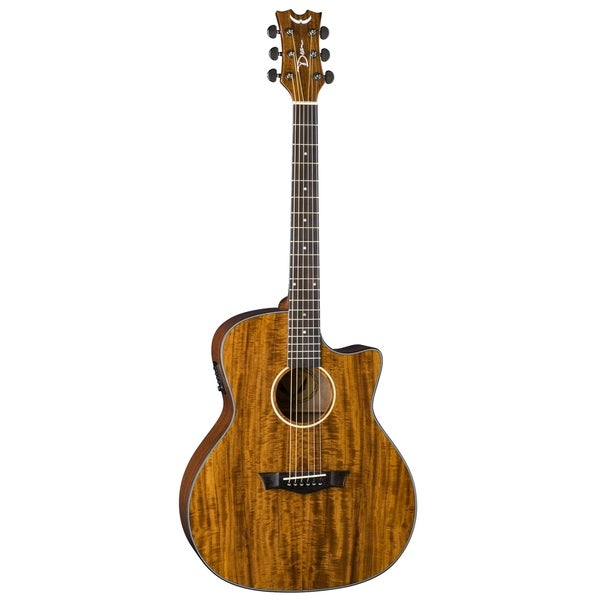 Dean AXS Exotic Cutaway Acoustic-Electric Guitar - Koa 29168702