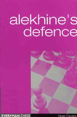 Alekhine's Defence (Paperback)