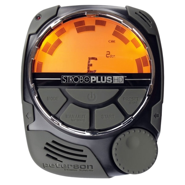 Peterson SP-1 StroboPlus HD - Handheld Strobe Tuner with Optional Metronome Function 29191255