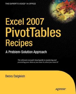 Excel Pivot tables Recipe Book: A Problem-solution Approach (Paperback)