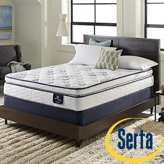 Serta Perfect Sleeper Ventilation Pillowtop Queen-size Mattress Set