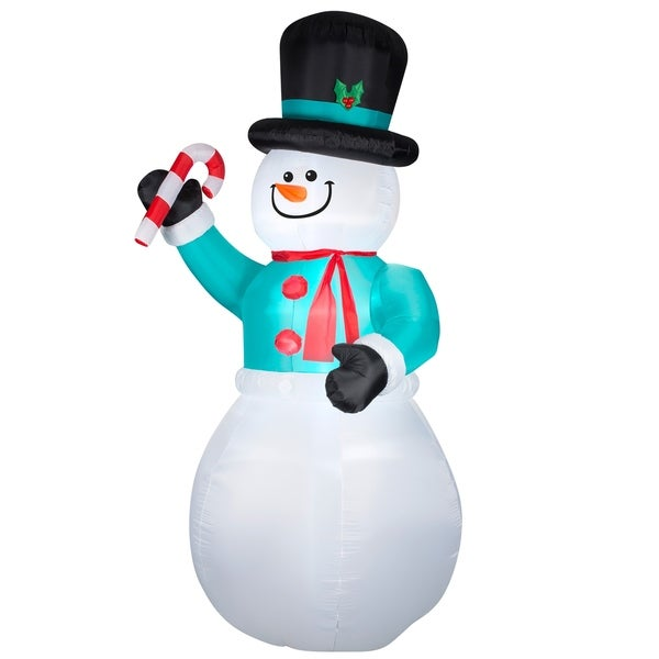 12 ft. Inflatable Snowman 29270005