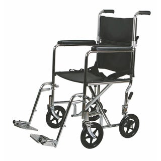 Medline Lightweight Transport Chair