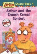 Arthur and the Crunch Cereal Contest (Paperback)