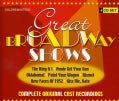 Various - Great Broadway Shows - Original Cast Recordings