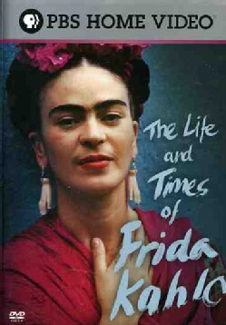 The Life and Times of Frida Kahlo (DVD)