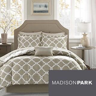 Madison Park Essentials Diablo Reversible Complete Bed Set
