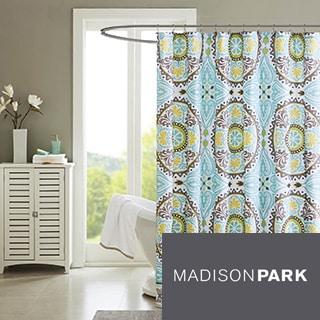 Madison Park Bali Shower Curtain