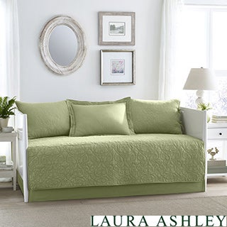 Laura Ashley Felicity Sage 5-Piece Daybed Set