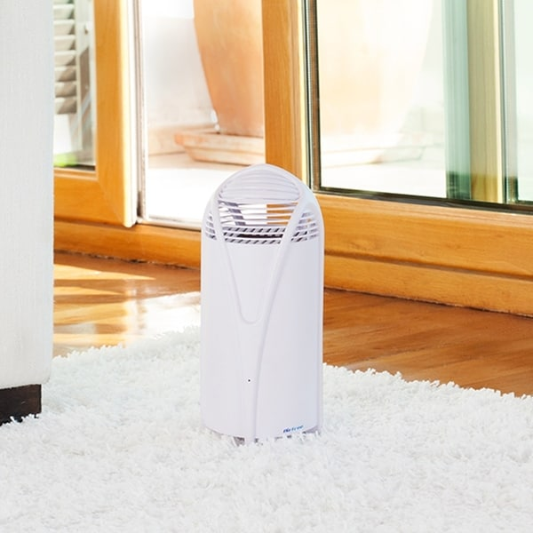T800 AirFree Air Purifier with Adjustable night light  Low energy consumption  silent  Filterless Technology and Portable design  in 733166