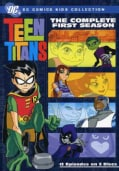 Teen Titans: The Complete First Season (DVD)