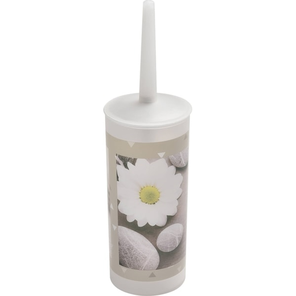 Evideco Evideco Toilet Bowl Brush and Holder Zen and Co 29378995