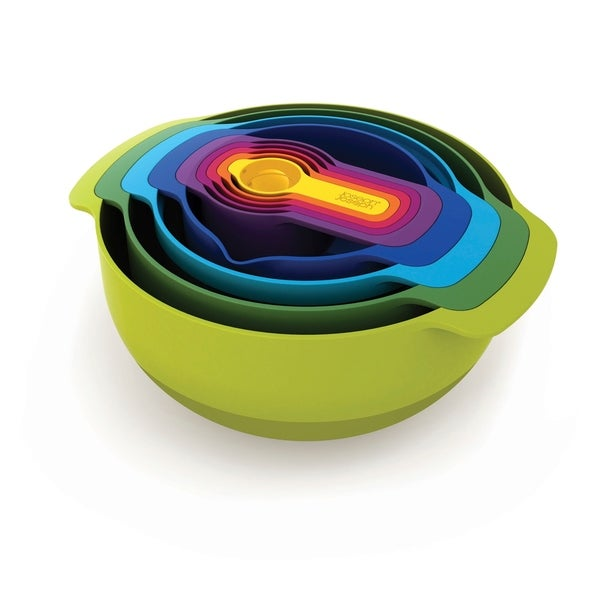 Nest Plus Mixing Bowl and Measuring Set (9-Piece) 29384683