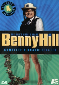 Benny Hill: The Hill's Angels Years Set 4 - Complete and Unadulterated (DVD)