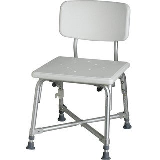 Medline Bariatric Bath Bench with Back