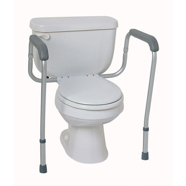 Medline Toilet Safety Rails - Overstock Shopping - Great ...