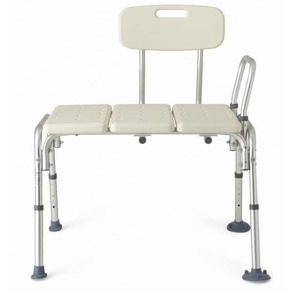 Medline Aluminum Frame Transfer Bench 2089072