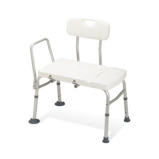 Medline Aluminum Frame Transfer Bench