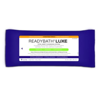Medline Ready Bath Cleansing Wipes (Case of 24)