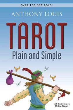 Tarot Plain and Simple (Paperback)