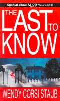 The Last to Know (Paperback)