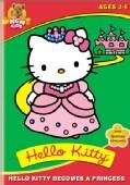 Hello Kitty: Becomes A Princess (DVD)
